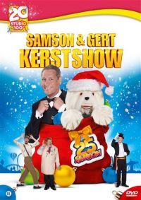 Cover Samson & Gert - Kerstshow 2015/2016 [DVD]